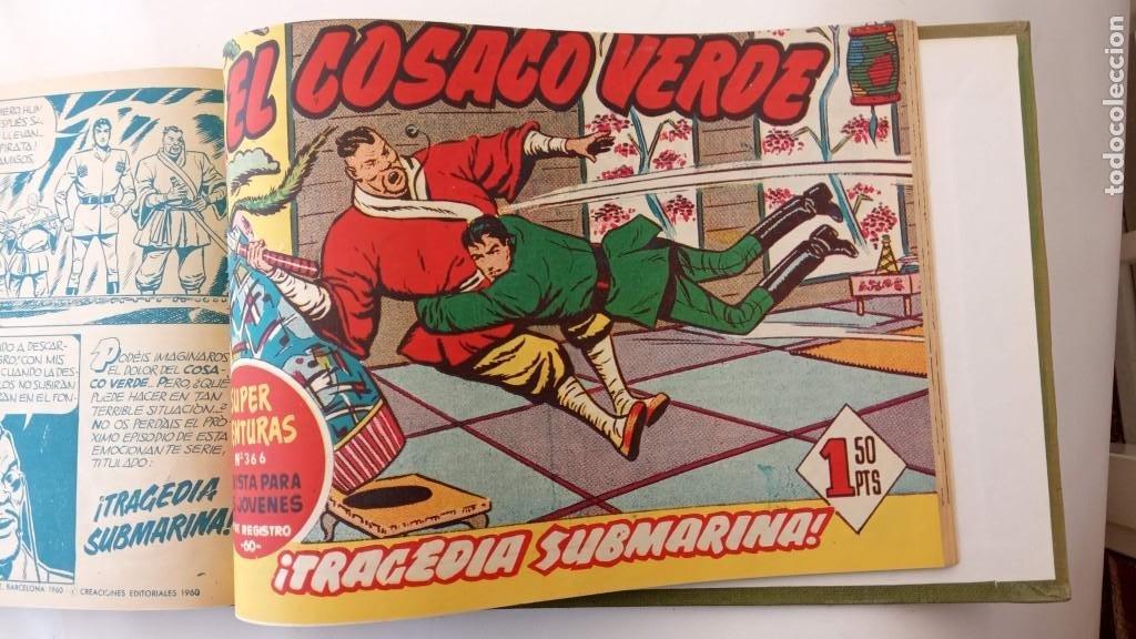 Tebeos: EL COSACO VERDE ORIGINAL 1 AL 70 - 1960 BRUGUERA, VER TODAS LAS PORTADAS - Foto 60 - 225888498