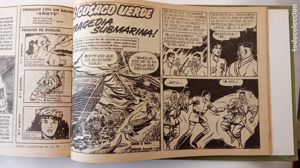 Tebeos: EL COSACO VERDE ORIGINAL 1 AL 70 - 1960 BRUGUERA, VER TODAS LAS PORTADAS - Foto 61 - 225888498