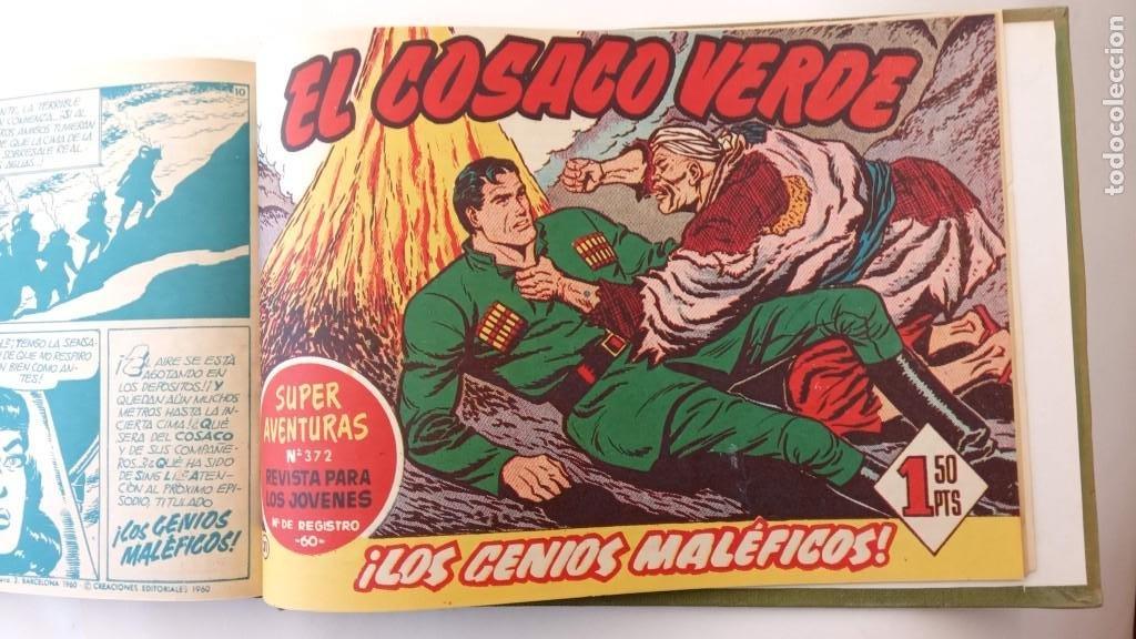 Tebeos: EL COSACO VERDE ORIGINAL 1 AL 70 - 1960 BRUGUERA, VER TODAS LAS PORTADAS - Foto 65 - 225888498