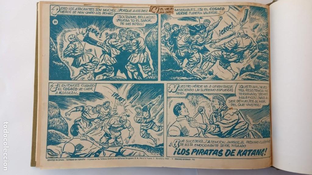 Tebeos: EL COSACO VERDE ORIGINAL 1 AL 70 - 1960 BRUGUERA, VER TODAS LAS PORTADAS - Foto 66 - 225888498