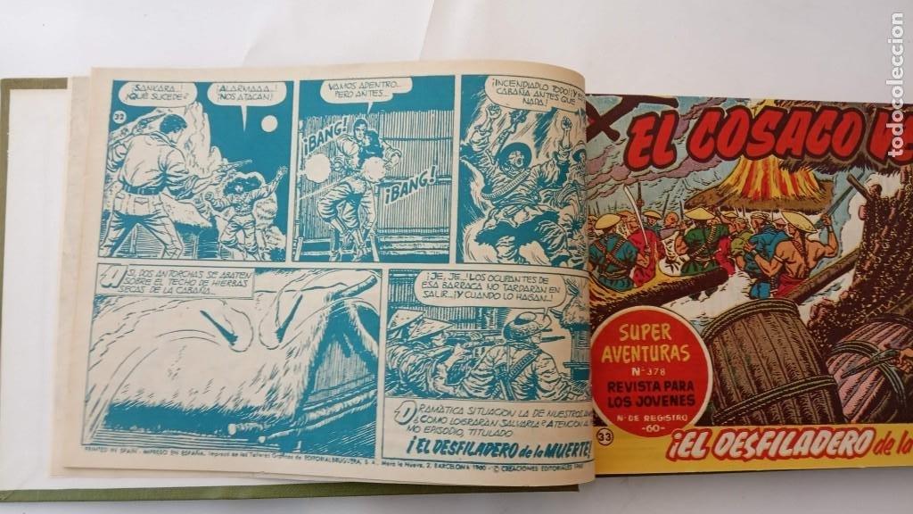 Tebeos: EL COSACO VERDE ORIGINAL 1 AL 70 - 1960 BRUGUERA, VER TODAS LAS PORTADAS - Foto 69 - 225888498