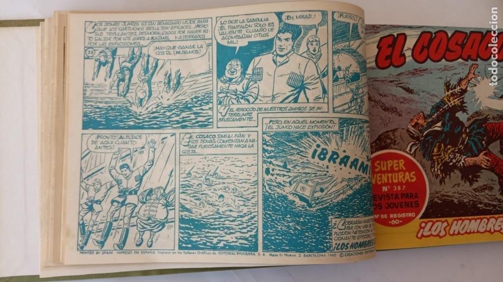 Tebeos: EL COSACO VERDE ORIGINAL 1 AL 70 - 1960 BRUGUERA, VER TODAS LAS PORTADAS - Foto 79 - 225888498