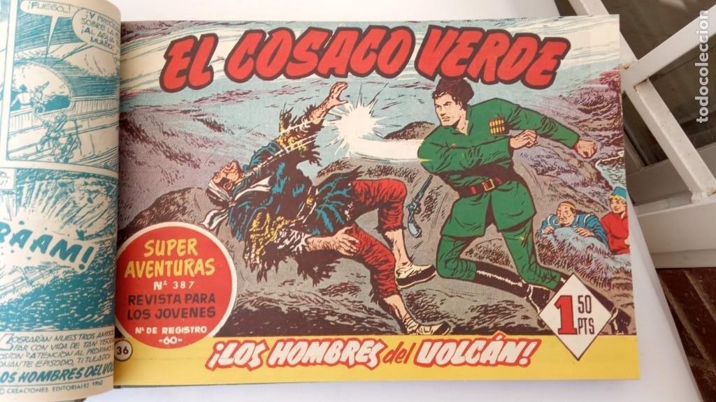Tebeos: EL COSACO VERDE ORIGINAL 1 AL 70 - 1960 BRUGUERA, VER TODAS LAS PORTADAS - Foto 80 - 225888498