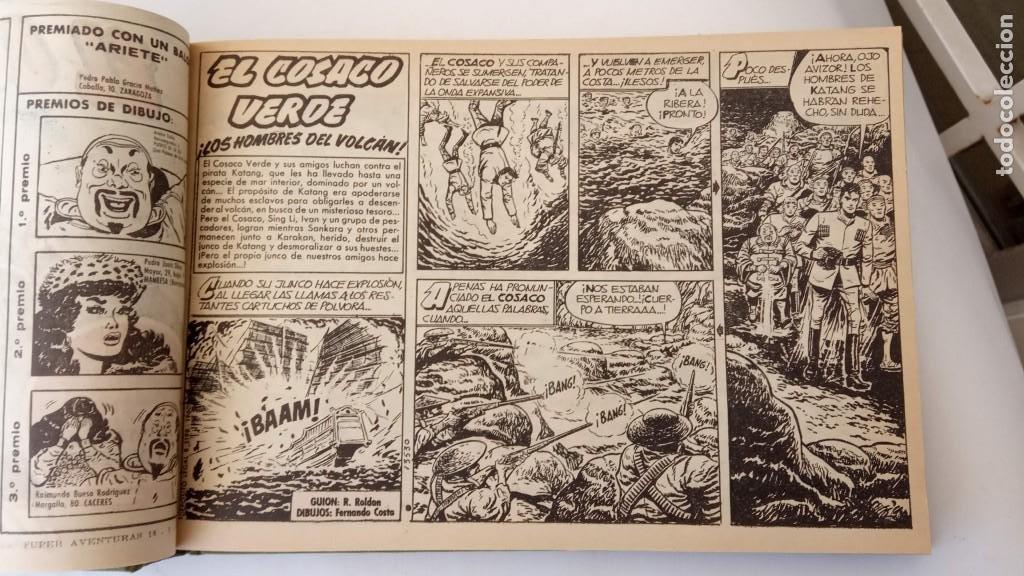 Tebeos: EL COSACO VERDE ORIGINAL 1 AL 70 - 1960 BRUGUERA, VER TODAS LAS PORTADAS - Foto 81 - 225888498