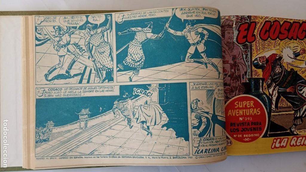 Tebeos: EL COSACO VERDE ORIGINAL 1 AL 70 - 1960 BRUGUERA, VER TODAS LAS PORTADAS - Foto 84 - 225888498