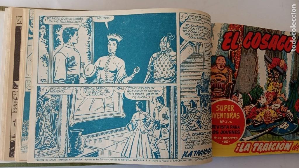 Tebeos: EL COSACO VERDE ORIGINAL 1 AL 70 - 1960 BRUGUERA, VER TODAS LAS PORTADAS - Foto 86 - 225888498