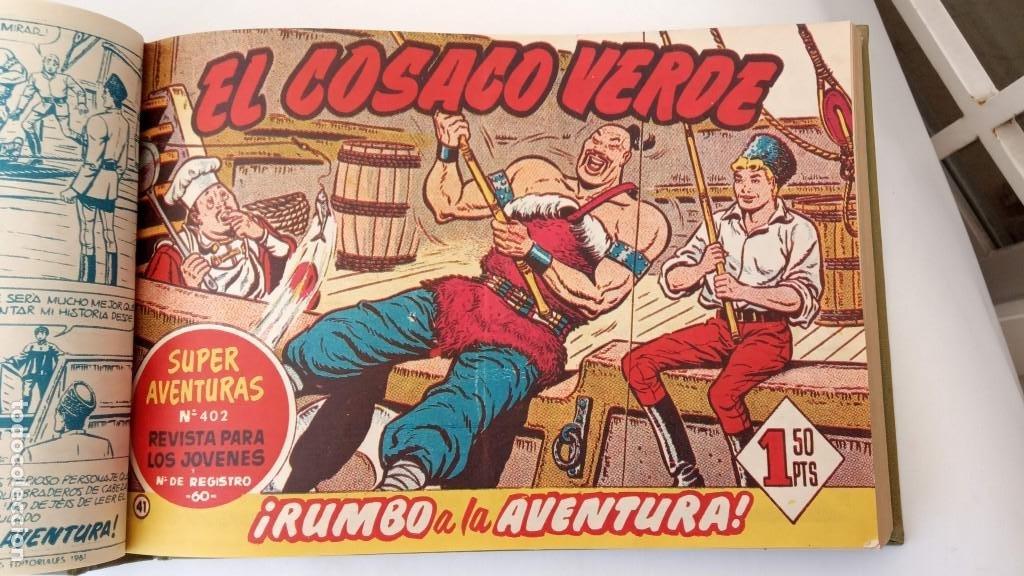 Tebeos: EL COSACO VERDE ORIGINAL 1 AL 70 - 1960 BRUGUERA, VER TODAS LAS PORTADAS - Foto 91 - 225888498