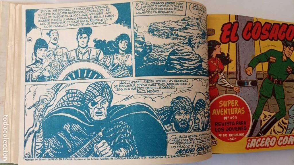 Tebeos: EL COSACO VERDE ORIGINAL 1 AL 70 - 1960 BRUGUERA, VER TODAS LAS PORTADAS - Foto 92 - 225888498