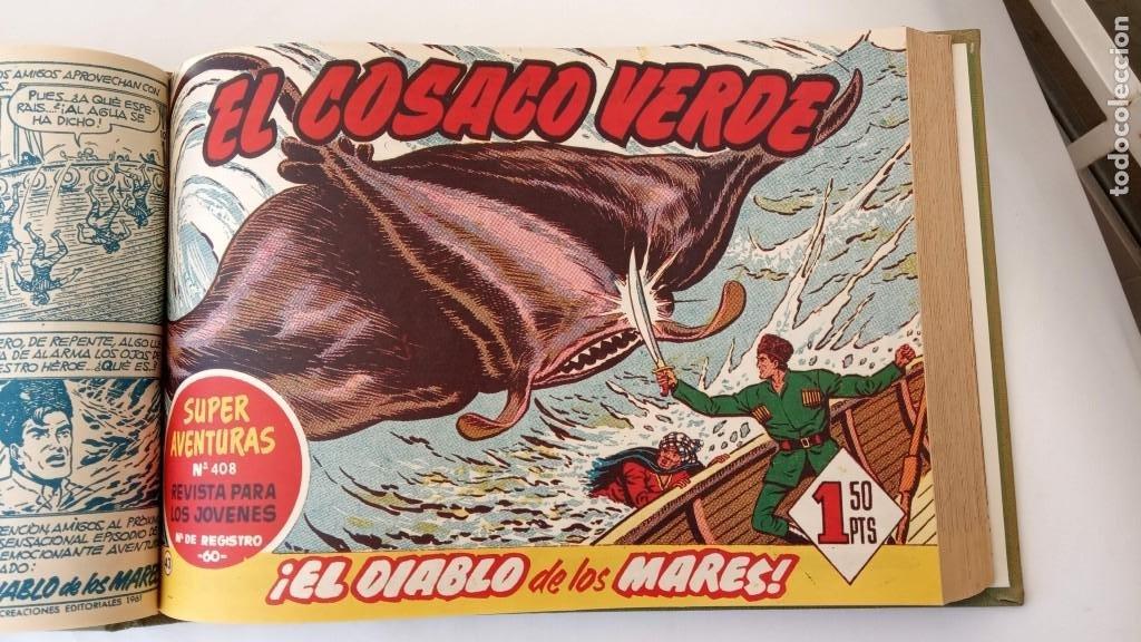 Tebeos: EL COSACO VERDE ORIGINAL 1 AL 70 - 1960 BRUGUERA, VER TODAS LAS PORTADAS - Foto 96 - 225888498