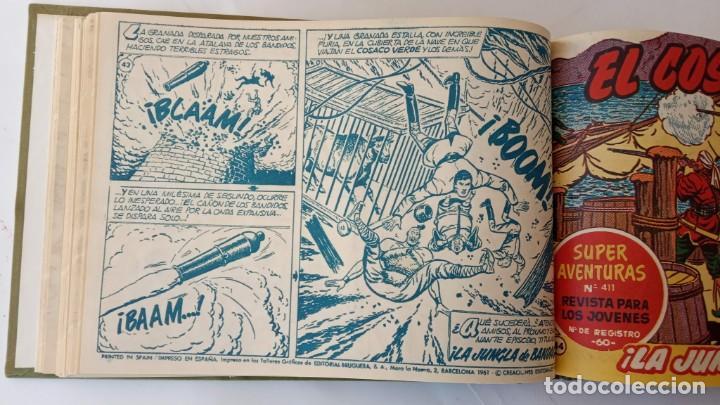 Tebeos: EL COSACO VERDE ORIGINAL 1 AL 70 - 1960 BRUGUERA, VER TODAS LAS PORTADAS - Foto 99 - 225888498