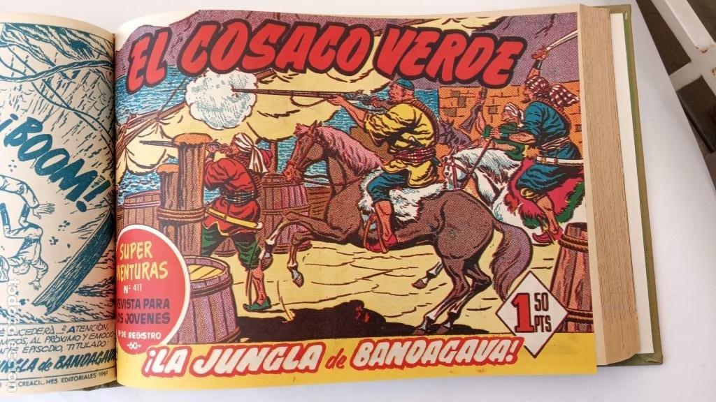 Tebeos: EL COSACO VERDE ORIGINAL 1 AL 70 - 1960 BRUGUERA, VER TODAS LAS PORTADAS - Foto 100 - 225888498