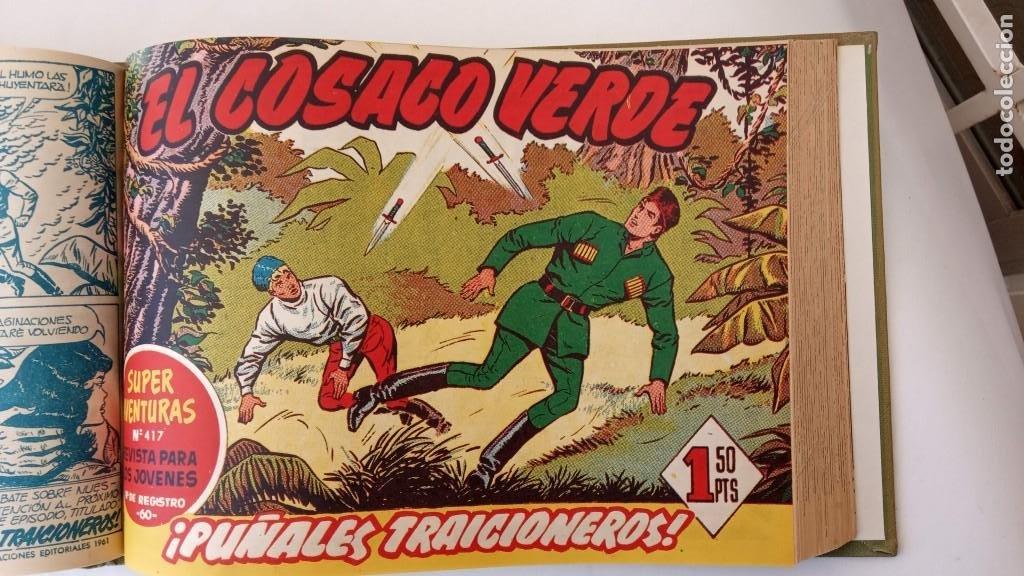 Tebeos: EL COSACO VERDE ORIGINAL 1 AL 70 - 1960 BRUGUERA, VER TODAS LAS PORTADAS - Foto 105 - 225888498