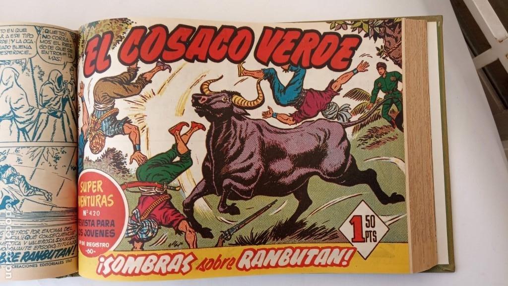Tebeos: EL COSACO VERDE ORIGINAL 1 AL 70 - 1960 BRUGUERA, VER TODAS LAS PORTADAS - Foto 108 - 225888498