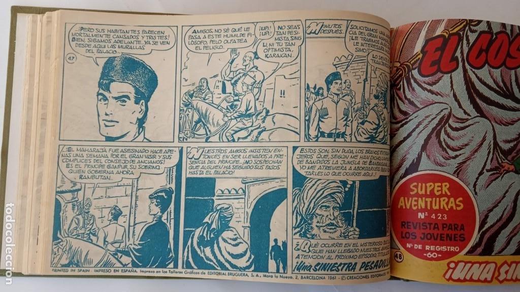 Tebeos: EL COSACO VERDE ORIGINAL 1 AL 70 - 1960 BRUGUERA, VER TODAS LAS PORTADAS - Foto 109 - 225888498