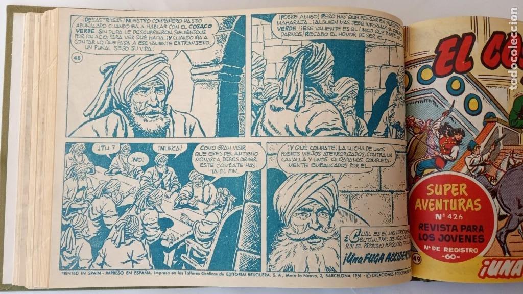 Tebeos: EL COSACO VERDE ORIGINAL 1 AL 70 - 1960 BRUGUERA, VER TODAS LAS PORTADAS - Foto 112 - 225888498