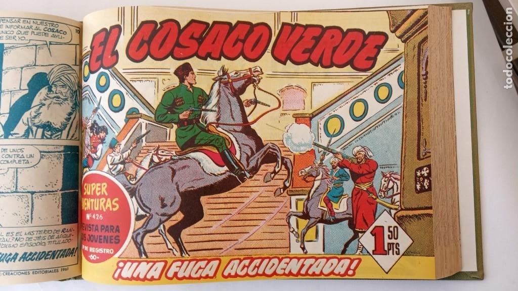 Tebeos: EL COSACO VERDE ORIGINAL 1 AL 70 - 1960 BRUGUERA, VER TODAS LAS PORTADAS - Foto 113 - 225888498