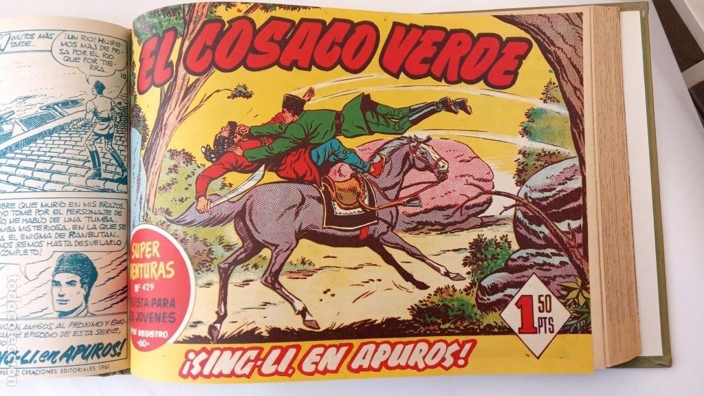 Tebeos: EL COSACO VERDE ORIGINAL 1 AL 70 - 1960 BRUGUERA, VER TODAS LAS PORTADAS - Foto 115 - 225888498