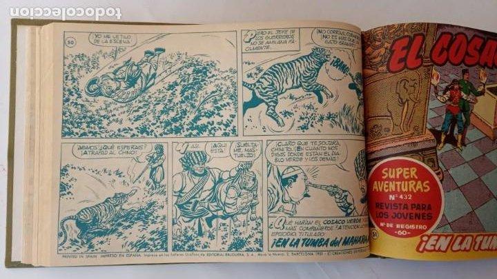 Tebeos: EL COSACO VERDE ORIGINAL 1 AL 70 - 1960 BRUGUERA, VER TODAS LAS PORTADAS - Foto 116 - 225888498
