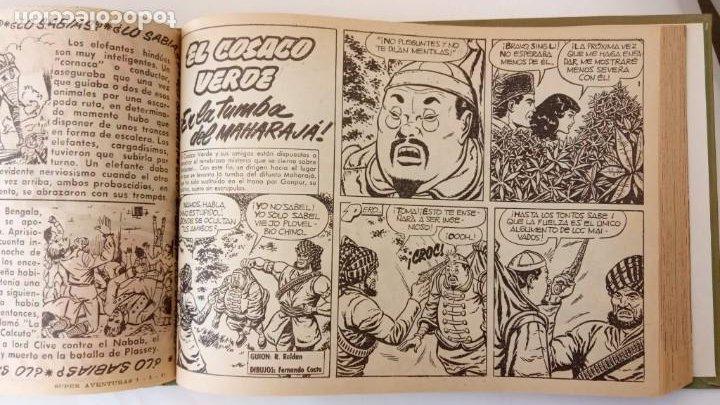 Tebeos: EL COSACO VERDE ORIGINAL 1 AL 70 - 1960 BRUGUERA, VER TODAS LAS PORTADAS - Foto 118 - 225888498