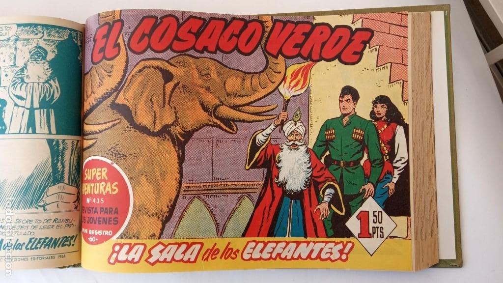 Tebeos: EL COSACO VERDE ORIGINAL 1 AL 70 - 1960 BRUGUERA, VER TODAS LAS PORTADAS - Foto 120 - 225888498