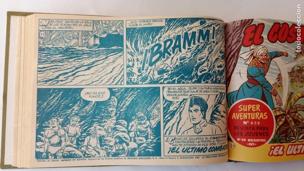 Tebeos: EL COSACO VERDE ORIGINAL 1 AL 70 - 1960 BRUGUERA, VER TODAS LAS PORTADAS - Foto 122 - 225888498