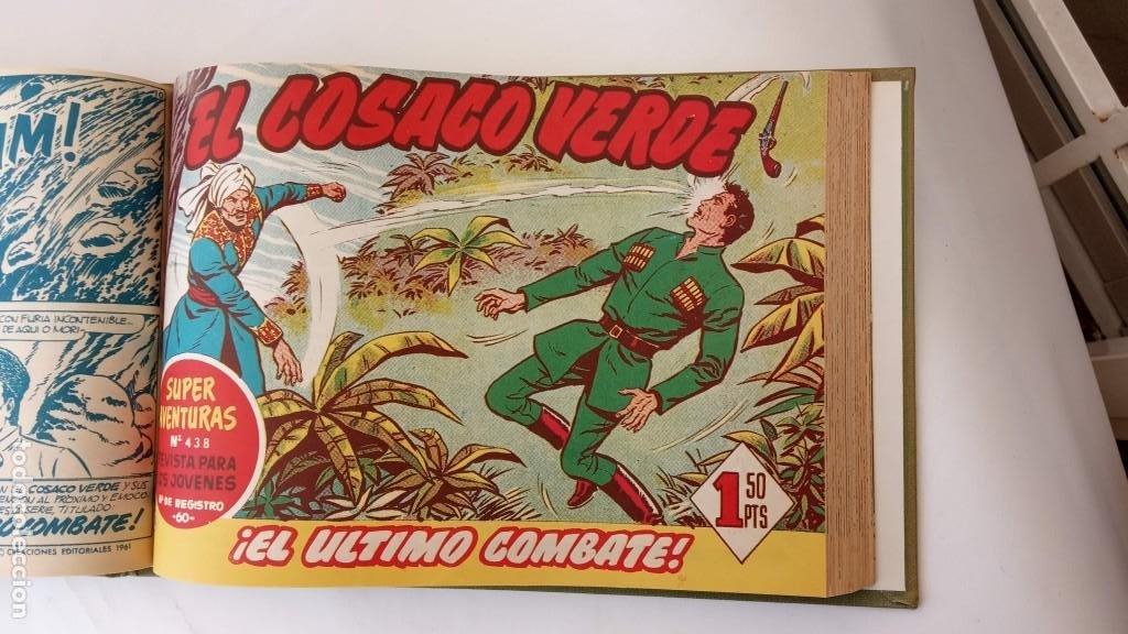 Tebeos: EL COSACO VERDE ORIGINAL 1 AL 70 - 1960 BRUGUERA, VER TODAS LAS PORTADAS - Foto 123 - 225888498