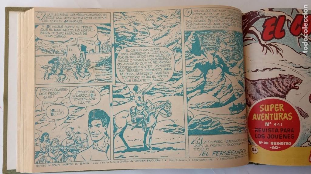 Tebeos: EL COSACO VERDE ORIGINAL 1 AL 70 - 1960 BRUGUERA, VER TODAS LAS PORTADAS - Foto 124 - 225888498
