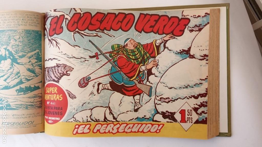 Tebeos: EL COSACO VERDE ORIGINAL 1 AL 70 - 1960 BRUGUERA, VER TODAS LAS PORTADAS - Foto 125 - 225888498