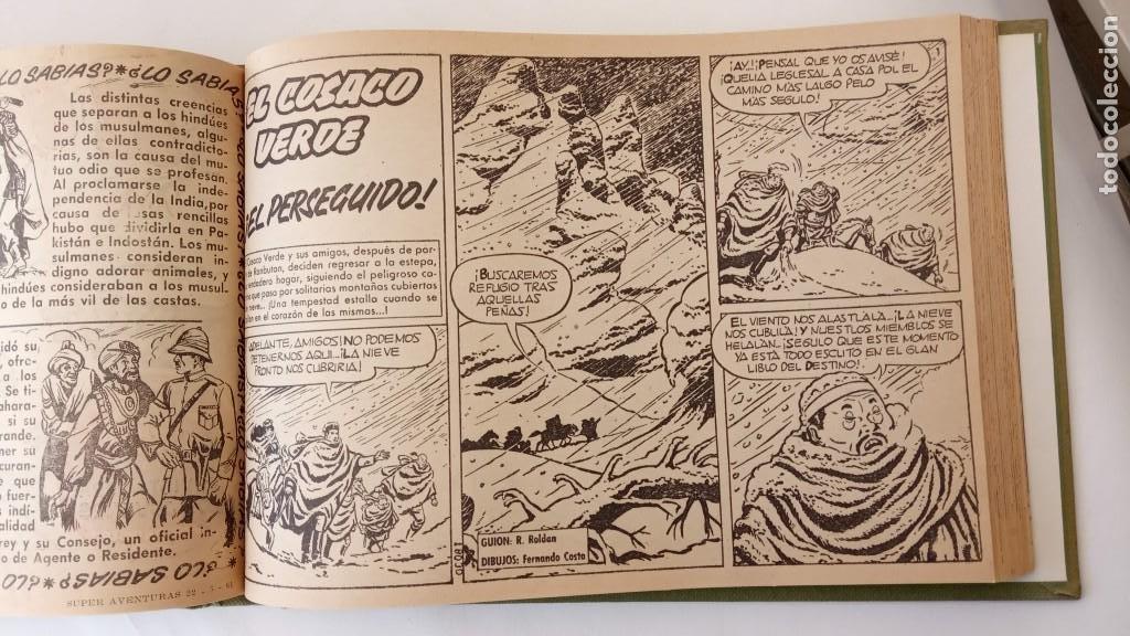 Tebeos: EL COSACO VERDE ORIGINAL 1 AL 70 - 1960 BRUGUERA, VER TODAS LAS PORTADAS - Foto 126 - 225888498
