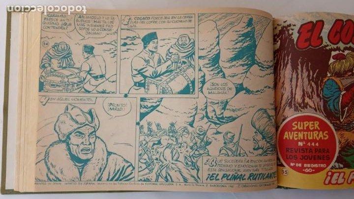 Tebeos: EL COSACO VERDE ORIGINAL 1 AL 70 - 1960 BRUGUERA, VER TODAS LAS PORTADAS - Foto 127 - 225888498