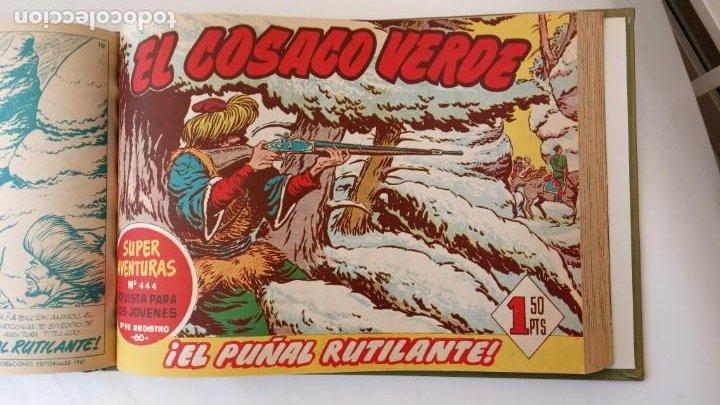 Tebeos: EL COSACO VERDE ORIGINAL 1 AL 70 - 1960 BRUGUERA, VER TODAS LAS PORTADAS - Foto 128 - 225888498