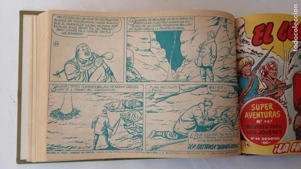 Tebeos: EL COSACO VERDE ORIGINAL 1 AL 70 - 1960 BRUGUERA, VER TODAS LAS PORTADAS - Foto 132 - 225888498