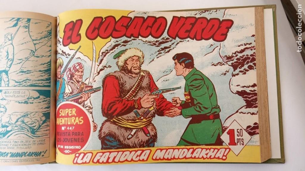 Tebeos: EL COSACO VERDE ORIGINAL 1 AL 70 - 1960 BRUGUERA, VER TODAS LAS PORTADAS - Foto 133 - 225888498