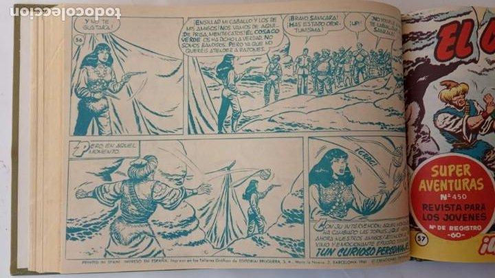 Tebeos: EL COSACO VERDE ORIGINAL 1 AL 70 - 1960 BRUGUERA, VER TODAS LAS PORTADAS - Foto 135 - 225888498