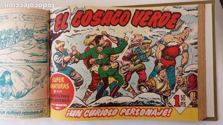 Tebeos: EL COSACO VERDE ORIGINAL 1 AL 70 - 1960 BRUGUERA, VER TODAS LAS PORTADAS - Foto 136 - 225888498