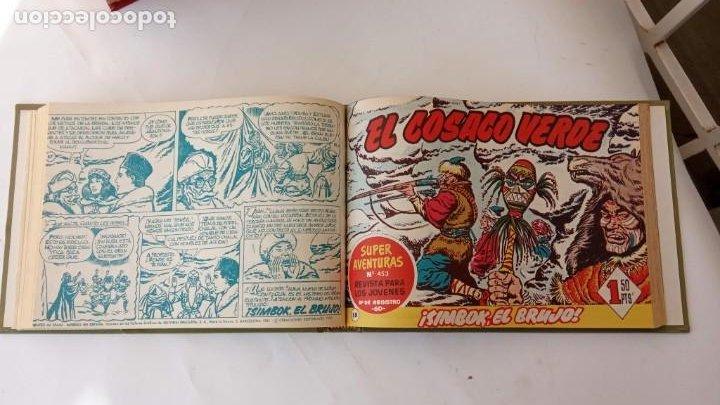 Tebeos: EL COSACO VERDE ORIGINAL 1 AL 70 - 1960 BRUGUERA, VER TODAS LAS PORTADAS - Foto 138 - 225888498