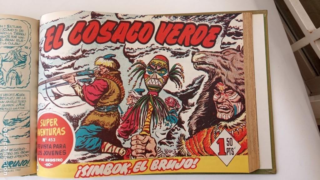 Tebeos: EL COSACO VERDE ORIGINAL 1 AL 70 - 1960 BRUGUERA, VER TODAS LAS PORTADAS - Foto 139 - 225888498