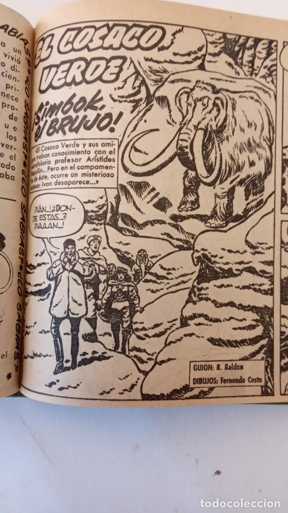 Tebeos: EL COSACO VERDE ORIGINAL 1 AL 70 - 1960 BRUGUERA, VER TODAS LAS PORTADAS - Foto 141 - 225888498