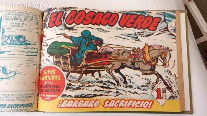 Tebeos: EL COSACO VERDE ORIGINAL 1 AL 70 - 1960 BRUGUERA, VER TODAS LAS PORTADAS - Foto 143 - 225888498