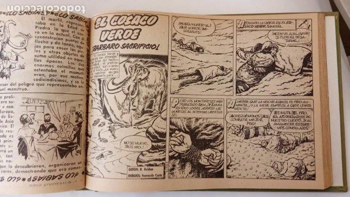 Tebeos: EL COSACO VERDE ORIGINAL 1 AL 70 - 1960 BRUGUERA, VER TODAS LAS PORTADAS - Foto 144 - 225888498