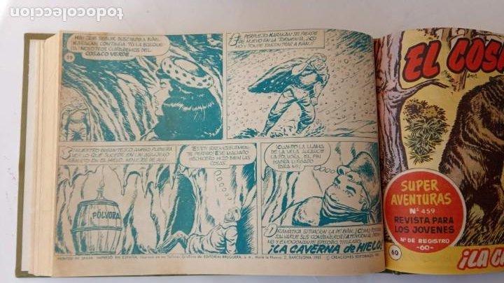 Tebeos: EL COSACO VERDE ORIGINAL 1 AL 70 - 1960 BRUGUERA, VER TODAS LAS PORTADAS - Foto 145 - 225888498