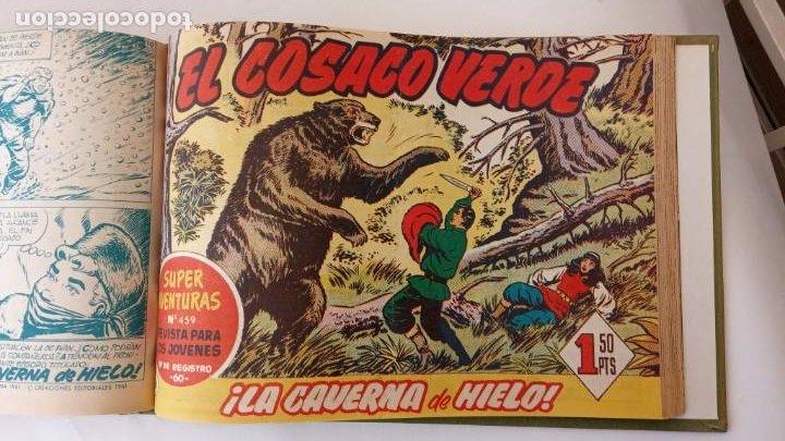 Tebeos: EL COSACO VERDE ORIGINAL 1 AL 70 - 1960 BRUGUERA, VER TODAS LAS PORTADAS - Foto 146 - 225888498