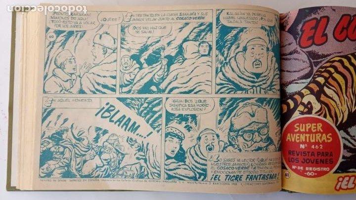 Tebeos: EL COSACO VERDE ORIGINAL 1 AL 70 - 1960 BRUGUERA, VER TODAS LAS PORTADAS - Foto 148 - 225888498