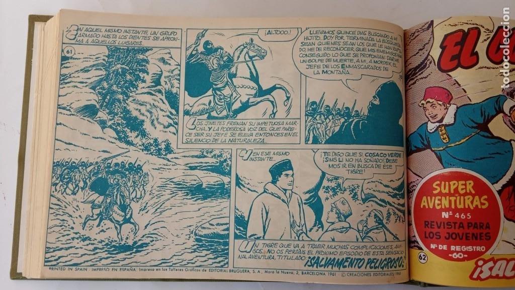 Tebeos: EL COSACO VERDE ORIGINAL 1 AL 70 - 1960 BRUGUERA, VER TODAS LAS PORTADAS - Foto 150 - 225888498