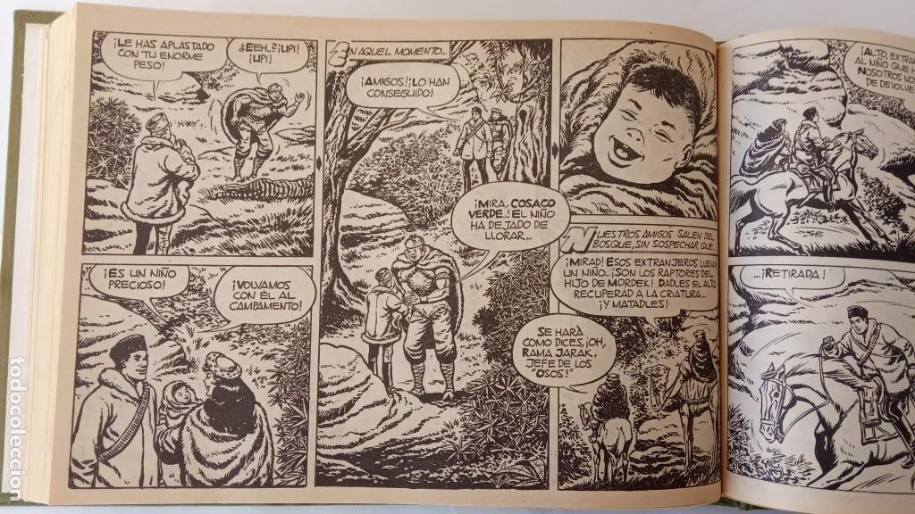 Tebeos: EL COSACO VERDE ORIGINAL 1 AL 70 - 1960 BRUGUERA, VER TODAS LAS PORTADAS - Foto 152 - 225888498