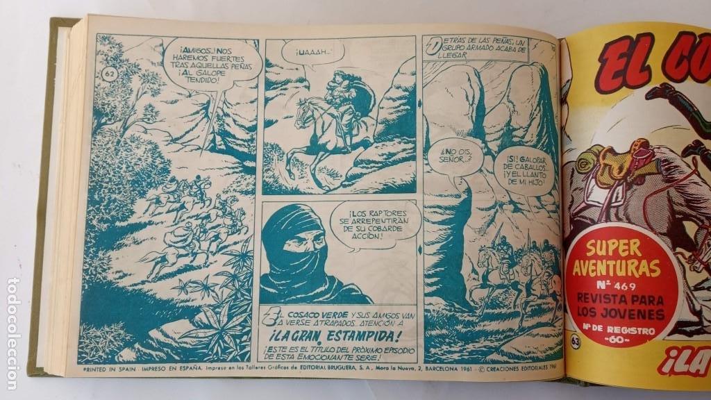 Tebeos: EL COSACO VERDE ORIGINAL 1 AL 70 - 1960 BRUGUERA, VER TODAS LAS PORTADAS - Foto 153 - 225888498