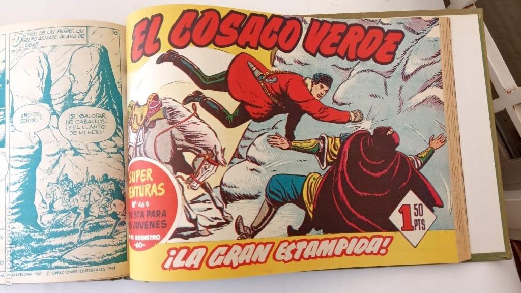 Tebeos: EL COSACO VERDE ORIGINAL 1 AL 70 - 1960 BRUGUERA, VER TODAS LAS PORTADAS - Foto 154 - 225888498