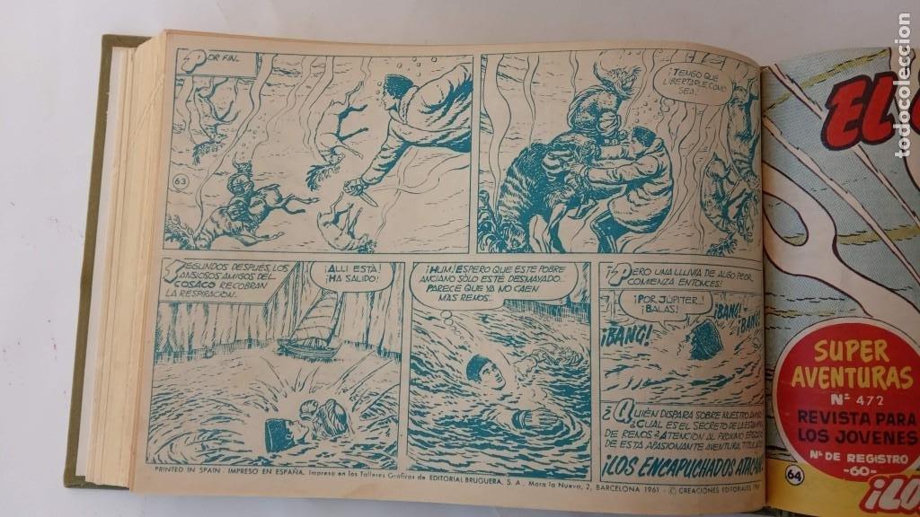 Tebeos: EL COSACO VERDE ORIGINAL 1 AL 70 - 1960 BRUGUERA, VER TODAS LAS PORTADAS - Foto 158 - 225888498