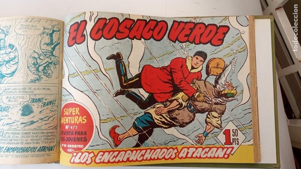 Tebeos: EL COSACO VERDE ORIGINAL 1 AL 70 - 1960 BRUGUERA, VER TODAS LAS PORTADAS - Foto 159 - 225888498