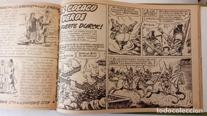 Tebeos: EL COSACO VERDE ORIGINAL 1 AL 70 - 1960 BRUGUERA, VER TODAS LAS PORTADAS - Foto 165 - 225888498
